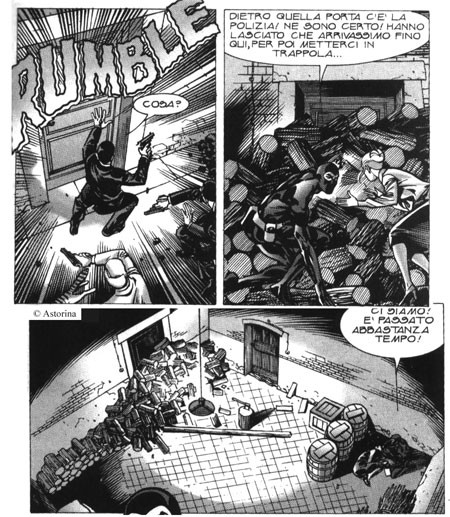 Diabolik,Giuseppe Palumbo