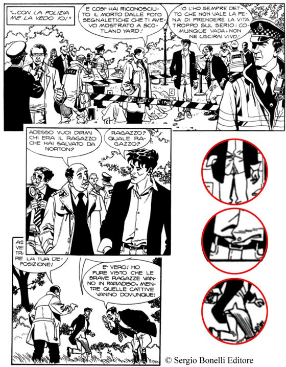 Dylan Dog,Giampiero Casertano,