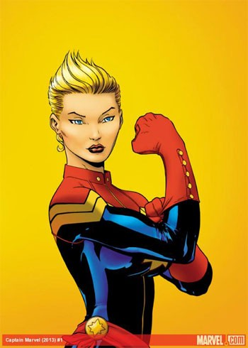 Captain Marvel,Ed McGuinness